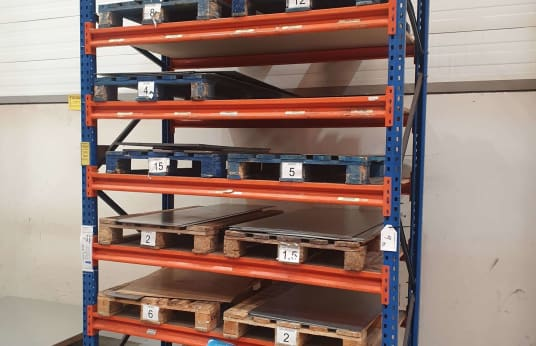 MECALUX Pallet Racks