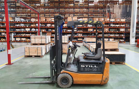 STILL R 20-14 Electric Forklift