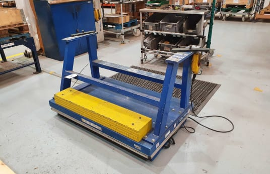 NOVODINAMICA Scissor Lift Table
