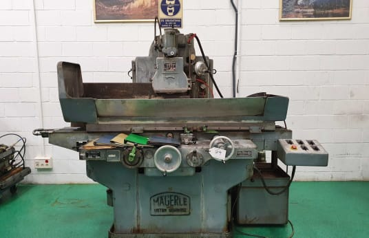 MÄGERLE F-10 Surface Grinding Machine
