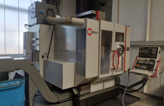 HERMLE C 800 U CNC 5-Axis Machining Centre