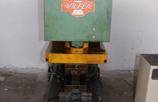 Presse hydraulique GALFER BE602/TA