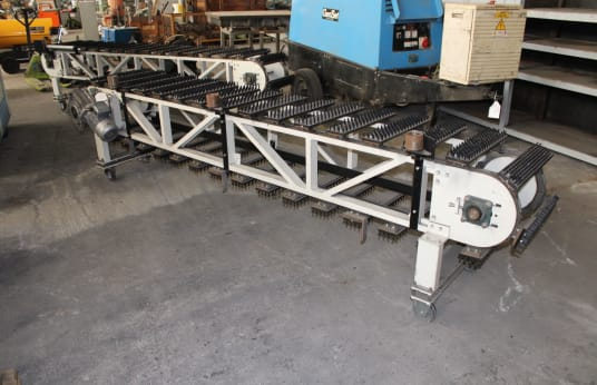 CHT CHT80B4 Motorized Roller Conveyor