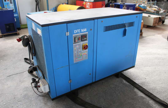 FRIULAIR DFE168 Compressor