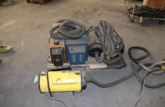 ESAB Lot of Suction Systems (x 5)