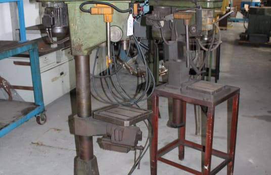 BIMAK Lot of Drills Presses (x 2)