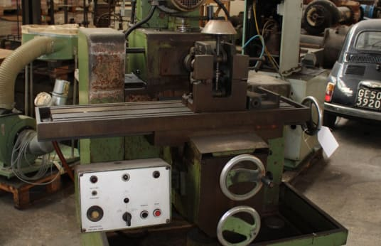 AURORA Horizontal Milling Machine