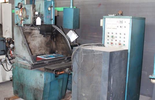 TECNOSPARK 1000-2Z Die-Sinking EDM Machine
