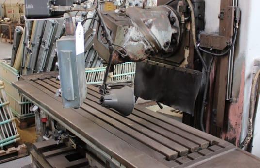 SECMU Milling Machine