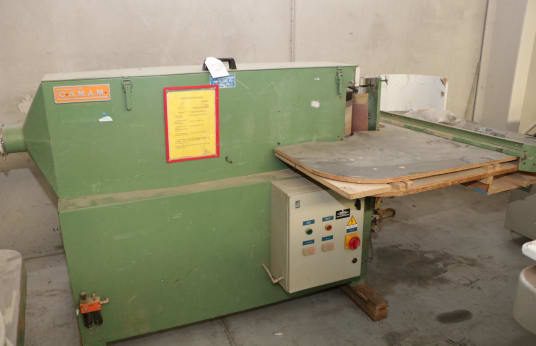 CAMAM LVL 10 AV Longitudinal sanding machine