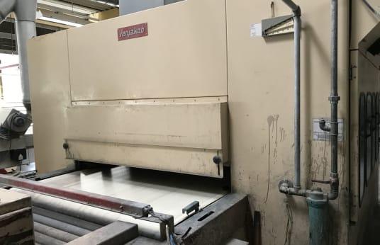 VENJAKOB HGS - Duo/ C Stroj za valjčno lakiranje