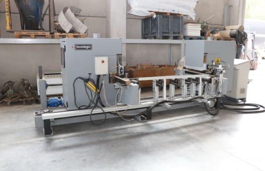 TECNOLEGNO TG 120/2 Endenschneidemaschine