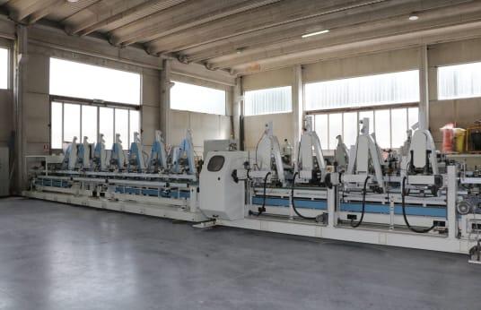 TECNOLEGNO LS920+LS520 Sanding Machine