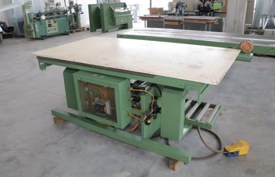CASSIOLI Rotating Table