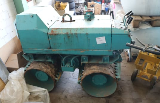 RAMMAX RW 740 B Trench Roller