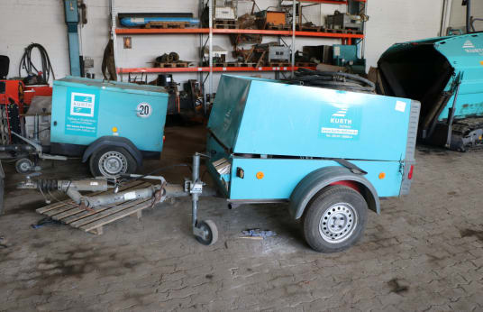 COMPAIR GLT 0404 Druckluftkompressor