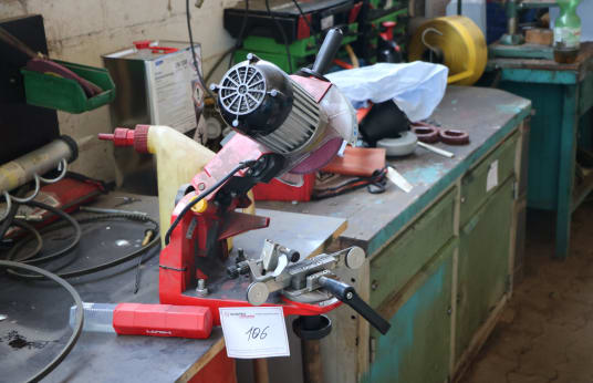 TECOMEC Chain Saw Sharpener
