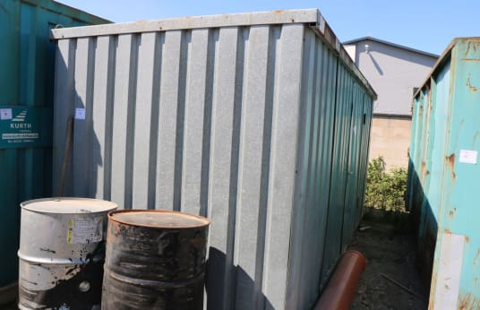 FLADAFI Material Container