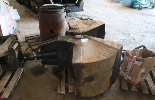 HIAB Hydraulic 2-Shell Grab