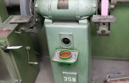 GREIF DV 30-1-1 Dvokolutni brusilni stroj