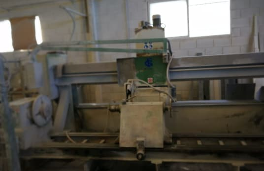 GF MTO 500 Copying Lathe for Stone