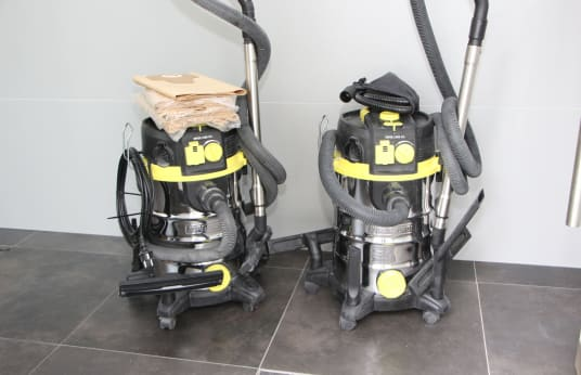 PARKSIDE PMTS 1500 C 4 2 Industrial Vacuum Cleaners