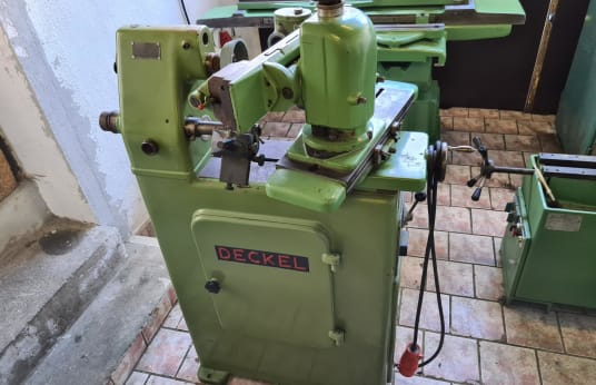 DECKEL S1 Tool Grinding Machine