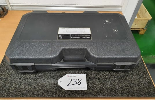 METROL IBÉRICA CENTAUR B9 Hardness Tester