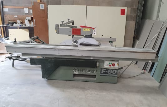 ALTENDORF F-90 Sliding Table Panel Saw