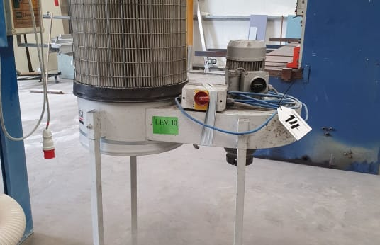 ALFARIMINI Dust Extraction Collection Unit