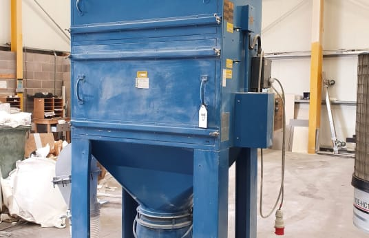 DCE UMA254G5 Dust Extraction Collection Unit