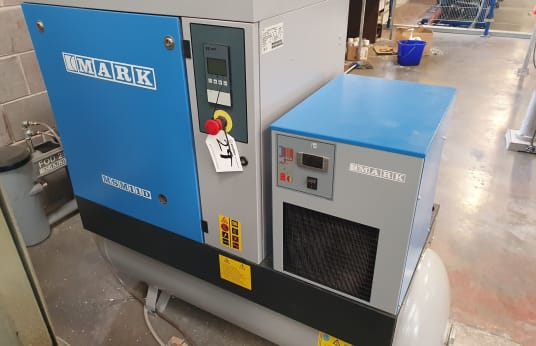 MARK MSM11D ROTARY SCREW AIR COMPRESSOR