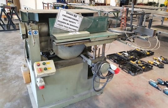 GRAULE AS 450 Notching Saw