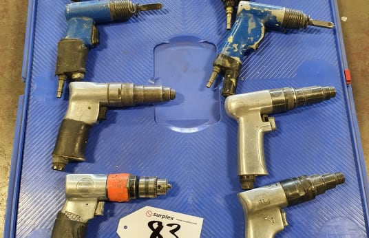 VARIOUS VARIOUS Pneumatic Drills