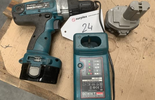 MAKITA 6339 D Accu screw- drill machine