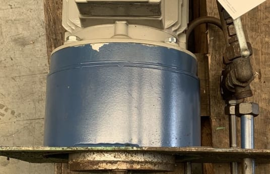 KNOLL KTS 25-50-T Hochdruck-Schraubenpumpe