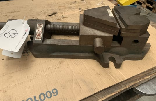 SERVO 2 Multi purpose milling vice