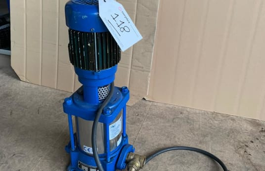 DUIJVELAAR DPI 2-50 Coolant pump