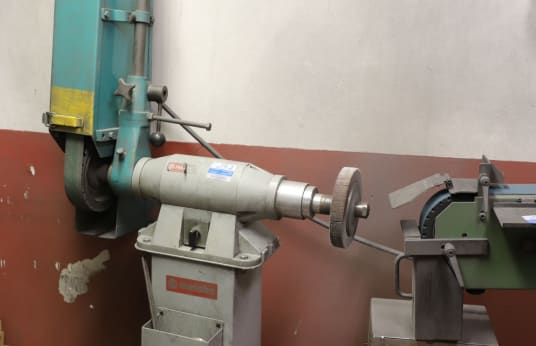 METABO Belt Grinding Machine