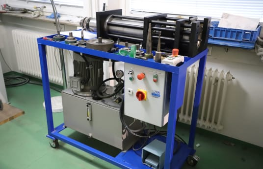 SMT Hydraulical Tube Flaring Machine