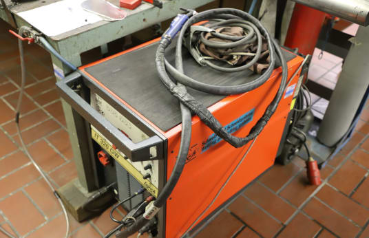 LORCH IT 320 GW Protective Gas Welding Device