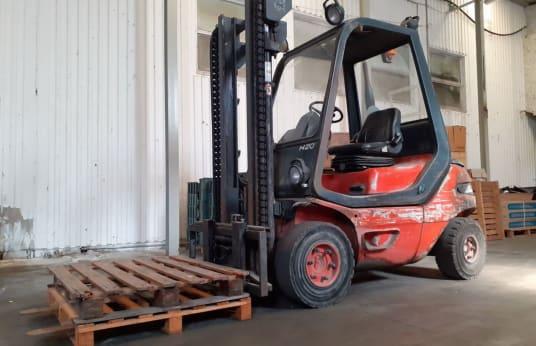 LINDE H20D Diesel Forklift