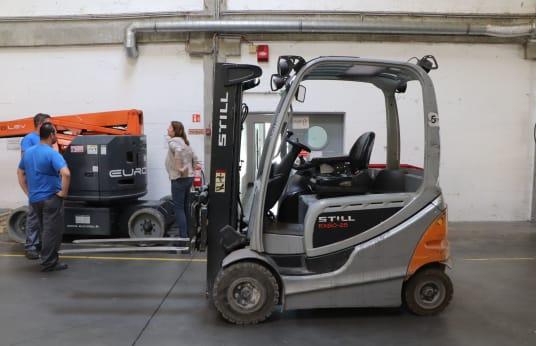 STILL RX 60-25 Battery forklift truck