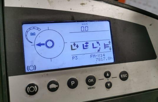 STILL FM-X14 električni viličar