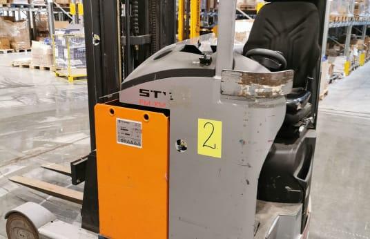 Elektronický vysokozdvižný vozík STILL FM-X14
