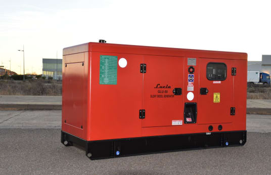 LUCLA LU-50 Silent Diesel Generator