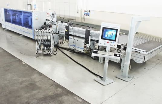 HOMAG KAL 330/6/A3/S2 FLEXLINE Single Sided Élzárógép
