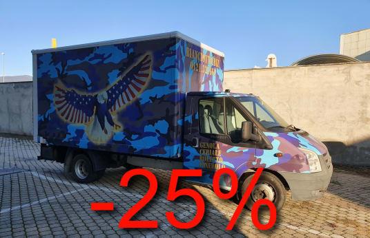 FORD TRANSIT TOURNEO Diesel van