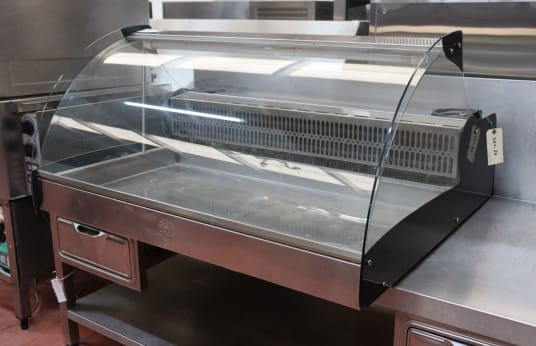PROTECH VMP 9781524 P Refrigerated Showcase