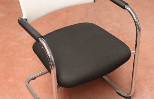 TEO 9369/001 CROMAD Lot of 10 Office Chairs